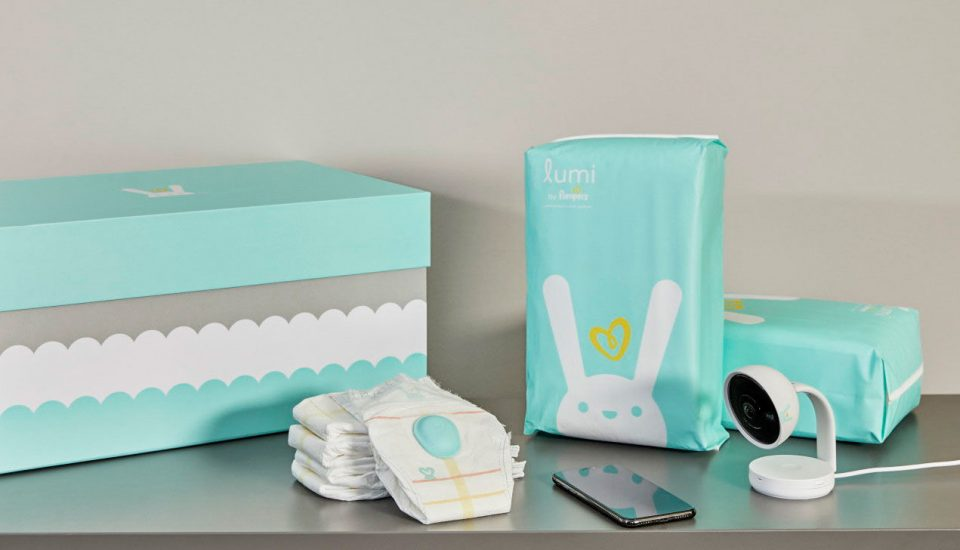 Bebe Pampers se lance dans les « couches intelligentes »
