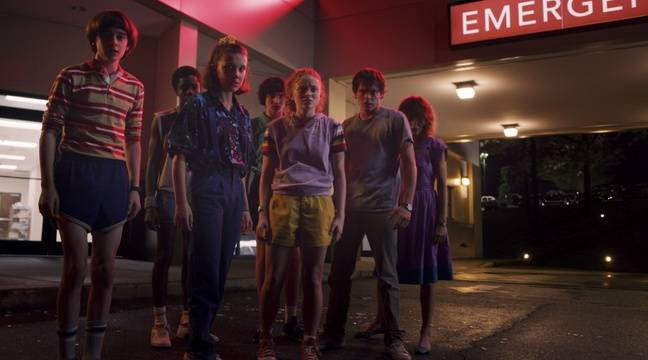 Halloween «Stranger Things»: Noël, Halloween, «Independence Day»… Pourquoi c'est toujours la fête?
