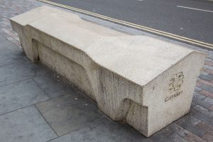 Camping Hostile Architecture